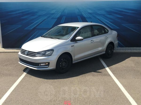 Volkswagen Polo, 2019 год, 836 900 руб.