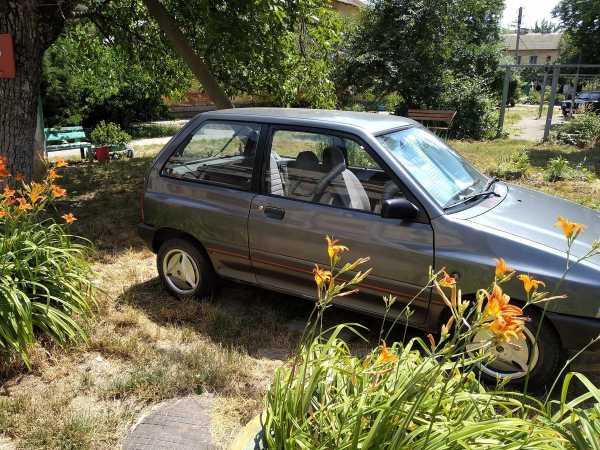 Mazda 121, 1989 год, 45 000 руб.