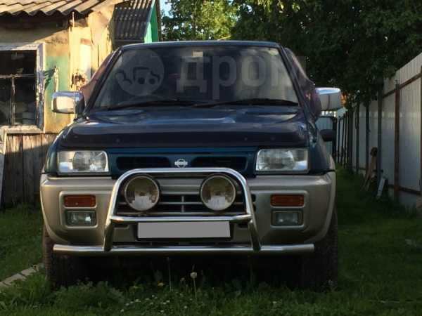 Nissan Mistral, 1995 год, 260 000 руб.