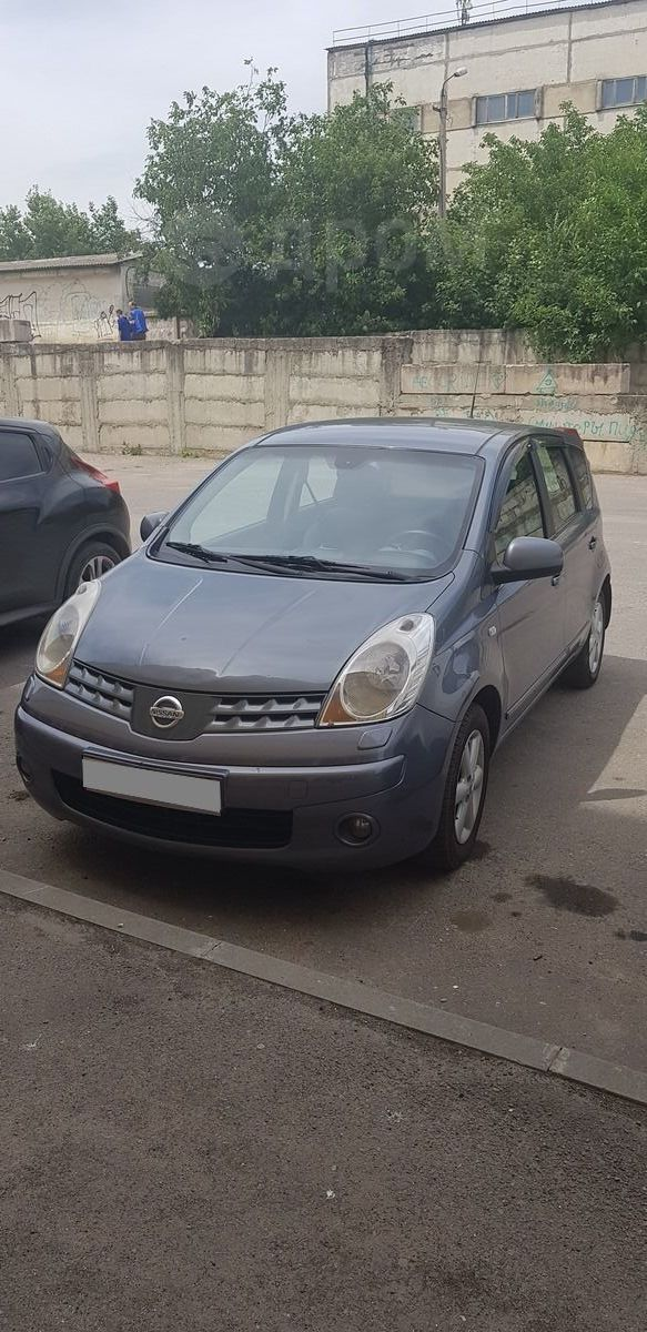 Nissan Note, 2007 год, 380 000 руб.
