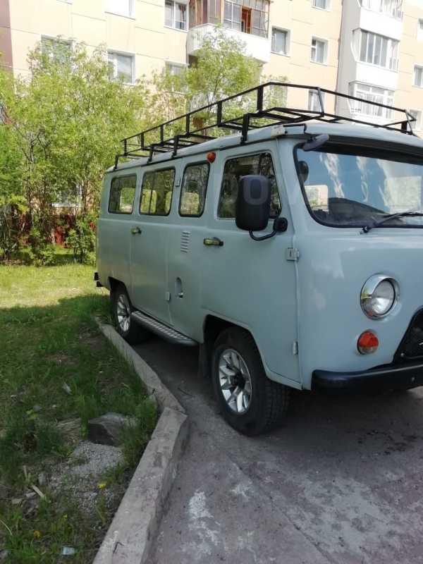 УАЗ Буханка, 2002 год, 320 000 руб.
