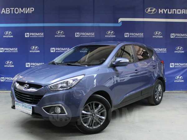 Hyundai ix35, 2015 год, 832 600 руб.