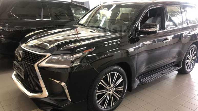 Lexus LX570, 2019 год, 7 300 000 руб.