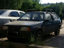 ВАЗ (Лада) 2108, 2001 г., Уфа