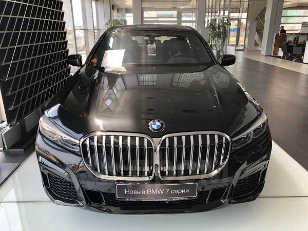 BMW 7-Series, 2019 год, 8 055 000 руб.