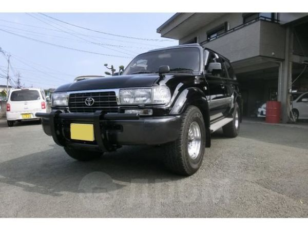 Toyota Land Cruiser, 1997 год, 367 000 руб.