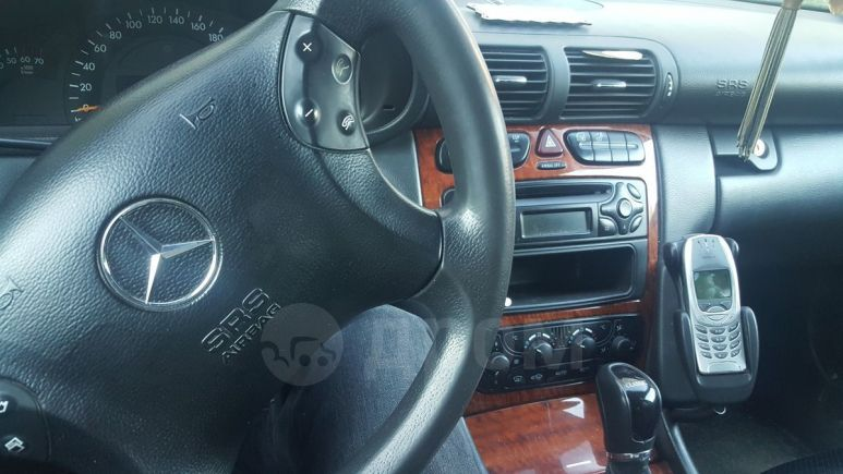 Mercedes-Benz C-Class, 2003 год, 270 000 руб.