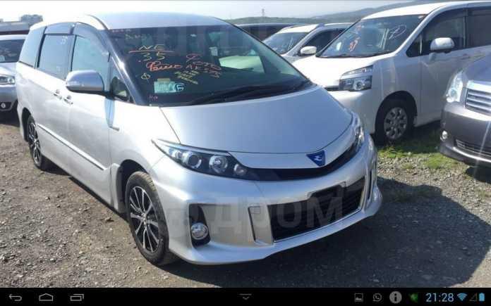 Toyota Estima, 2014 год, 1 615 000 руб.