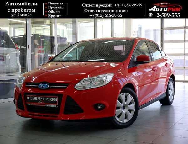 Ford Focus, 2013 год, 537 000 руб.