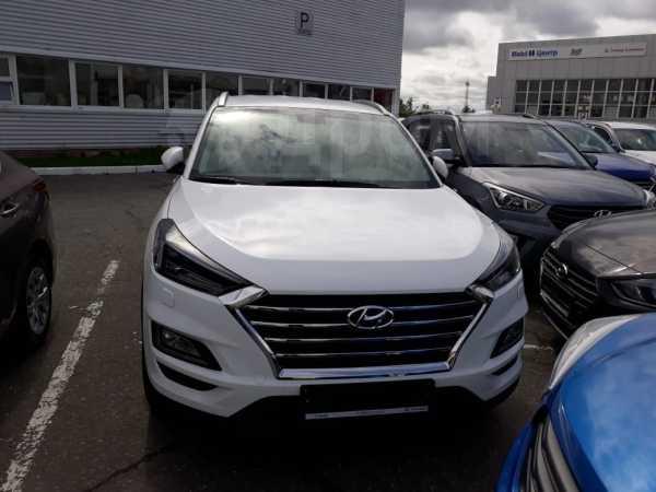Hyundai Tucson, 2019 год, 1 669 000 руб.