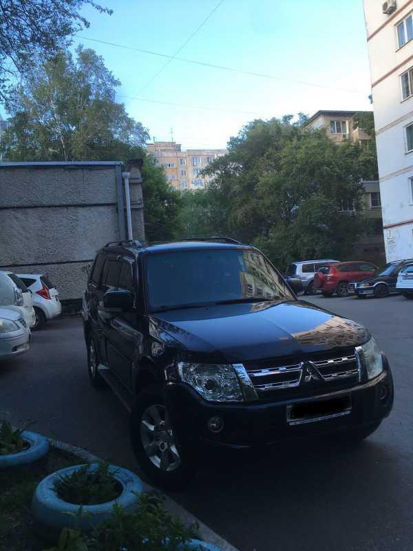 Mitsubishi Pajero, 2012 год, 1 321 000 руб.