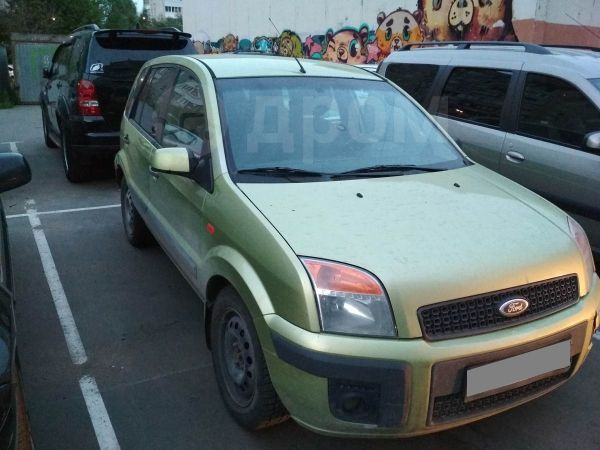 Ford Fusion, 2006 год, 149 000 руб.