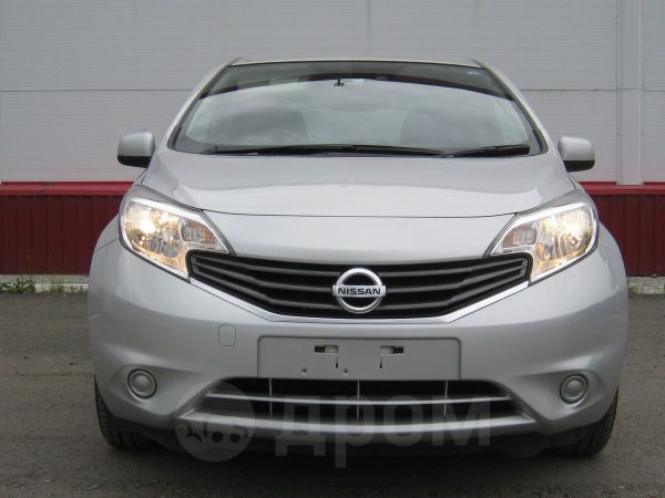 Nissan Note, 2014 год, 558 000 руб.