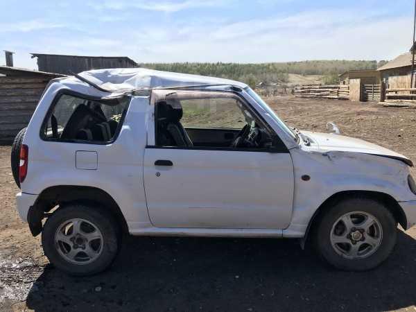 Mitsubishi Pajero Mini, 2000 год, 90 000 руб.