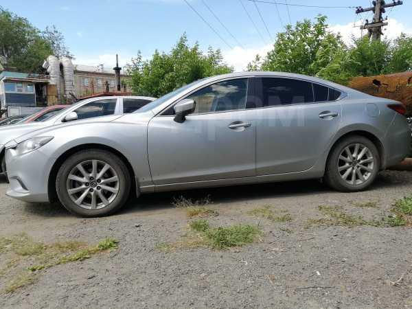 Mazda Mazda6, 2015 год, 1 005 000 руб.