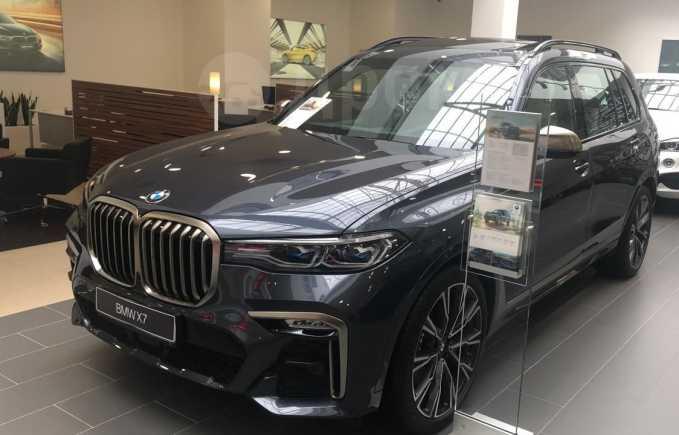BMW X7, 2019 год, 9 550 000 руб.