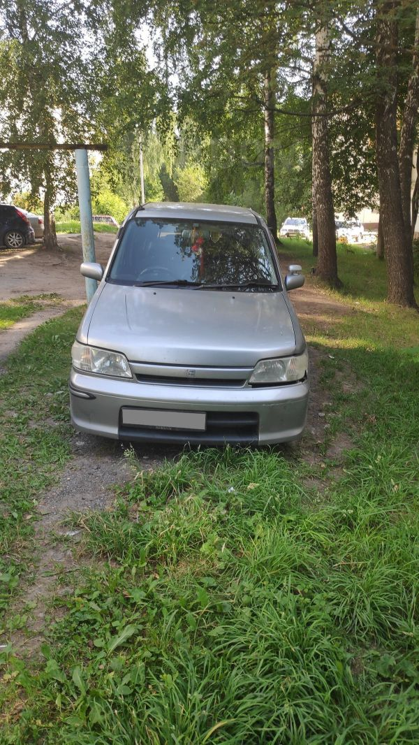 Nissan Cube, 1998 год, 115 000 руб.