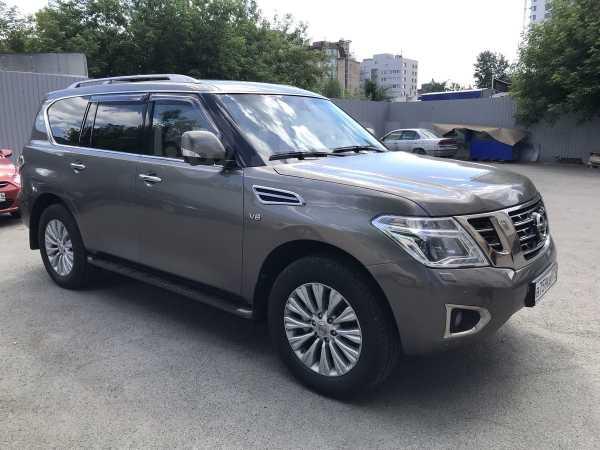 Nissan Patrol, 2014 год, 2 110 000 руб.
