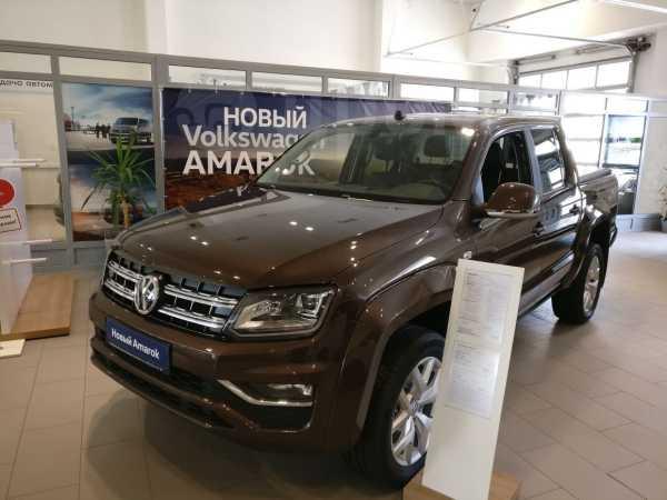 Volkswagen Amarok, 2019 год, 3 264 800 руб.