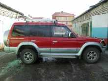 Саяногорск Pajero 1996