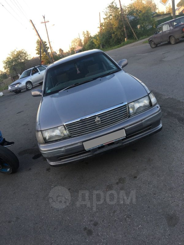 Toyota Crown, 1993 год, 105 000 руб.