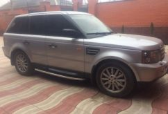 Назрань Range Rover Sport