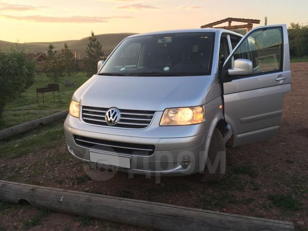 Volkswagen Multivan, 2008 год, 1 200 000 руб.