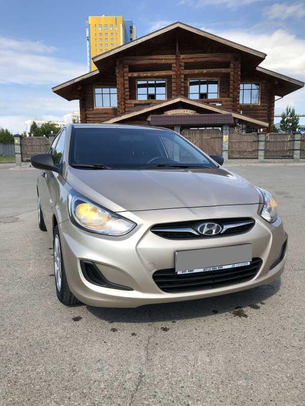 Hyundai Solaris, 2011 год, 515 000 руб.