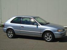 Владивосток Corolla II 1999