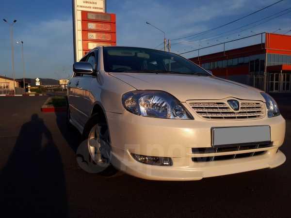 Toyota Allex, 2001 год, 348 000 руб.