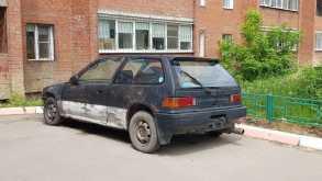 Иркутск Civic 1990