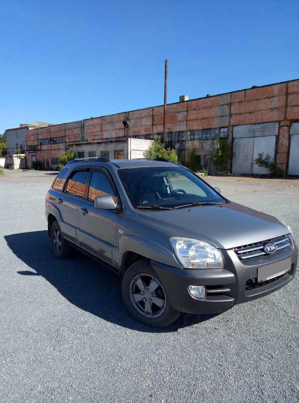 Kia Sportage, 2007 год, 490 000 руб.