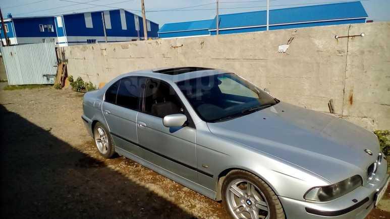 BMW 5-Series, 2002 год, 200 000 руб.