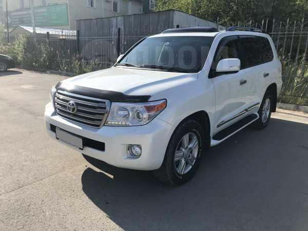 Toyota Land Cruiser, 2013 год, 3 050 000 руб.