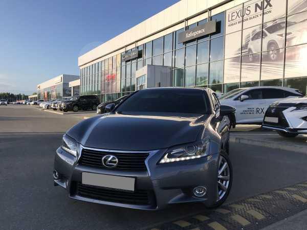 Lexus GS350, 2014 год, 1 619 000 руб.