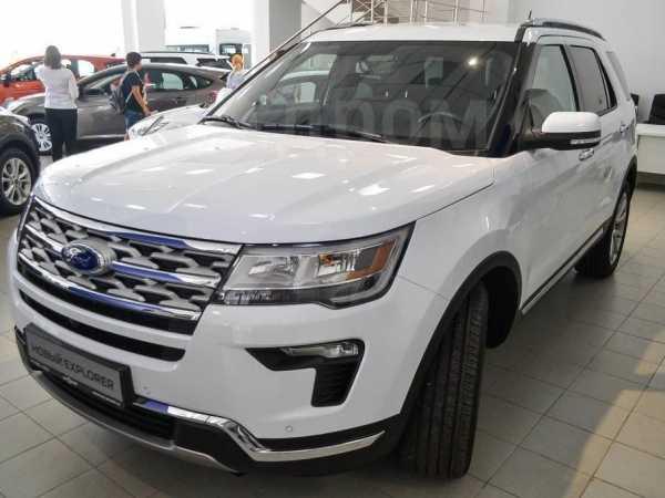 Ford Explorer, 2019 год, 3 464 000 руб.