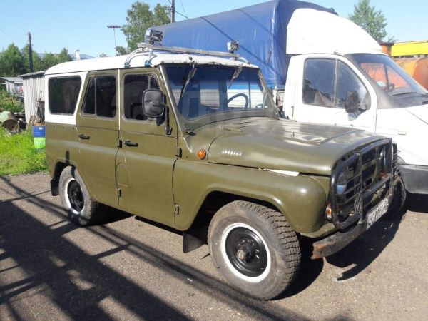 УАЗ 3151, 1995 год, 225 000 руб.
