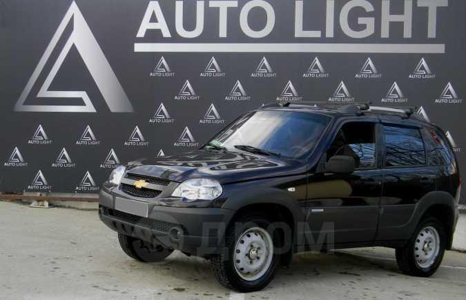 Chevrolet Niva, 2011 год, 329 000 руб.
