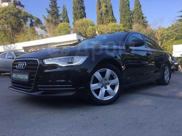 Audi A6, 2014 год, 1 300 000 руб.