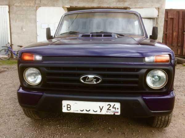 Лада 4x4 2121 Нива, 2001 год, 189 000 руб.