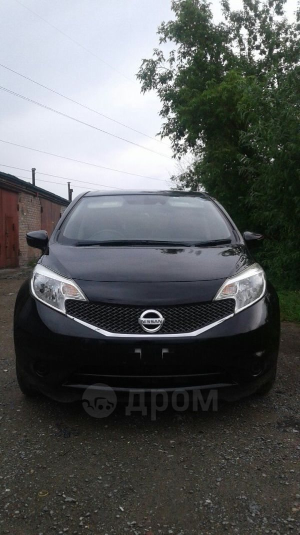 Nissan Note, 2015 год, 615 000 руб.