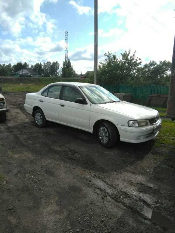 Nissan Sunny, 2000 год, 175 000 руб.
