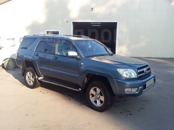 Toyota Hilux Surf, 2004 год, 600 000 руб.