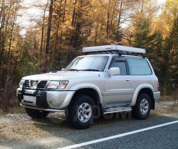 Nissan Safari, 1999 год, 550 000 руб.
