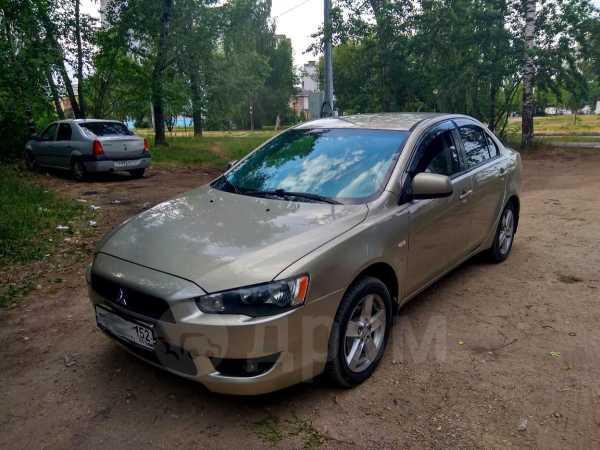 Mitsubishi Lancer, 2008 год, 357 000 руб.