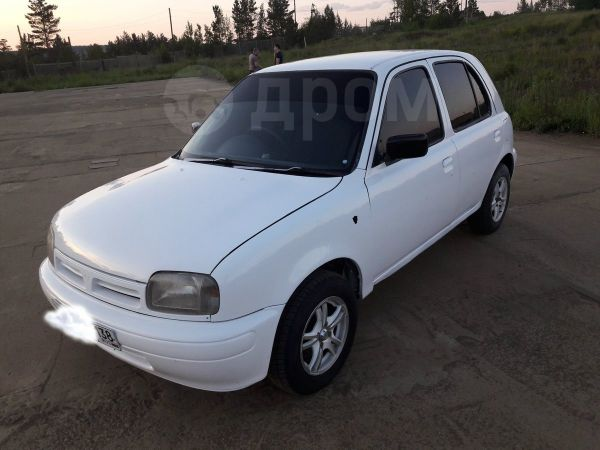 Nissan March, 1994 год, 90 000 руб.