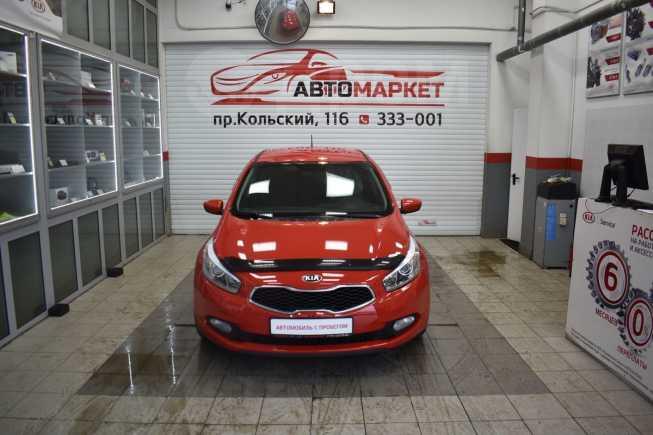 Kia Ceed, 2013 год, 555 000 руб.