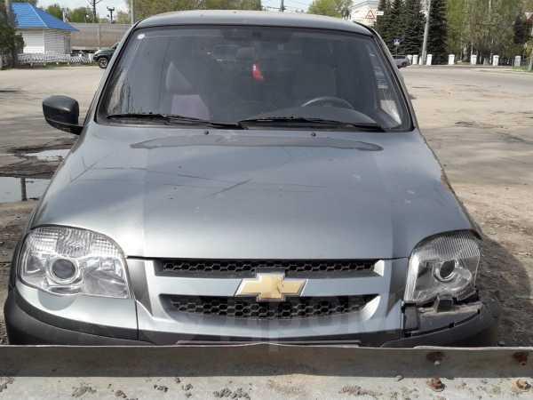 Chevrolet Niva, 2013 год, 225 000 руб.