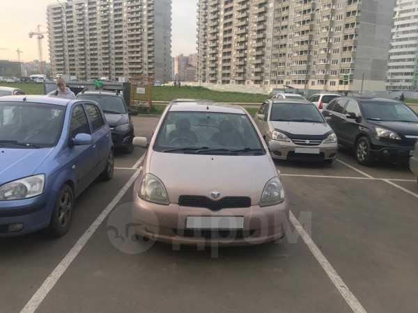 Toyota Vitz, 2000 год, 176 000 руб.