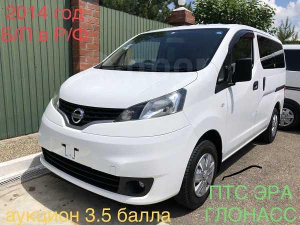 Nissan NV200, 2014 год, 628 000 руб.